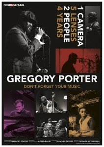 Gregory Porter the movie poster